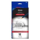 Bazic Products 745 Design & Drafting Pencil Set (12 Assortment)