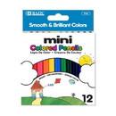 Bazic Products 769 12 Mini Color Pencil