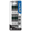 Bazic Products 782 20 Ct. 0.5mm Mechanical Pencil Lead (8/Pack)