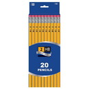Bazic Products 784 #2 Yellow Pencil (20/Pack)