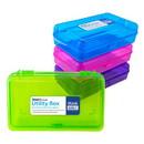 Bazic Products 841 Bright Color Multipurpose Utility Box