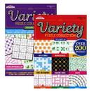 Bazic Products 844 KAPPA Variety Puzzles & Games Book