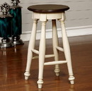 Benzara BM122816 Sabrina Transitional Counter Height Stool (2/Box)