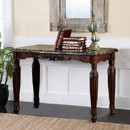 Benzara BM122925 Brampton Traditional Style Sofa Table