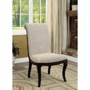 Benzara BM123811 Ornette Contemporary Side Chair, Set Of 2