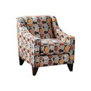 Benzara BM131502 Pennington Contemporary Vanessa Accent Chair