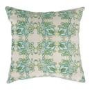 Benzara BM131614 EVA Contemporary Big Pillow With fabric, Multicolor Finish, Set of 2