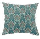 Benzara BM131616 LULU Contemporary Big Pillows With fabric, Multicolor, Set of 2