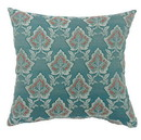 Benzara BM131617 LULU Contemporary Small Pillow With fabric, Multicolor Finish, Set of 2