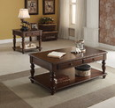 Benzara BM156806 Stunning Coffee Table with Lift Top, Walnut Brown