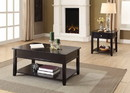 Benzara BM156815 Traditional Looking Coffee Table with Lift Top, Black