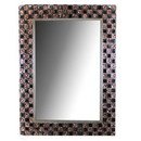 Benzara ETD-EN01076 Amazing Mirror with Stones