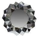 Benzara ETD-EN112840 Exclusive Mirror with Polystone Frame