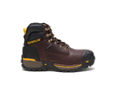 "Cat Footwear P51020 Men's Excavator LT 6"" Waterproof Work Boot, Espresso"