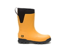 "Cat Footwear P724051 Stormers 11"" Boot, Cat Yellow"