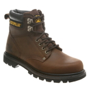 Cat Footwear P72593 Dark Brown Second Shift Work Boot