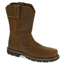 Cat Footwear P74028 Dark Brown Wellston Pull On Work Boot