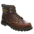 Cat Footwear P89817 Men's Tan Second Shift Steel Toe Work Boot