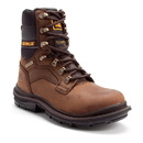 "Cat Footwear P89988 Dark Brown Flexion Generator 8"" Waterproof Steel Toe Work Boot"