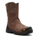 Cat Footwear P90204 Brown Spur Steel Toe Work Boot