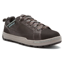 Cat Footwear P90266 Dark Grey/Mint Brode Steel Toe Work Shoe