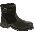 Cat Footwear P90562 Women's Black Jace Steel Toe Work Boot