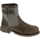 Cat Footwear P90563 Women's Mulch Jace Steel Toe Work Boot