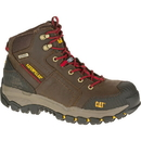 Cat Footwear P90614 Clay Navigator Mid Waterproof Steel Toe Work Boot