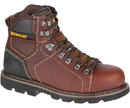 Cat Footwear P90865 Men's Alaska 2.0 Steel Toe Work Boot, Brown
