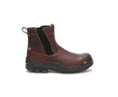 Cat Footwear P90972 Men's Throttle Composite Toe Waterproof Work Boot, Tan