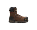 "Cat Footwear P90996 Men's Excavator XL 8"" Waterproof Thinsulate™ Composite Toe Work Boot, Dark Brown"
