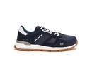 Cat Footwear P91000 Men's Woodward Steel Toe Work Shoe, Blue Nights