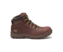 Cat Footwear P91011 Women's Mae Steel Toe Waterproof Work Boot, Cocoa