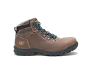 Cat Footwear P91012 Women's Mae Steel Toe Waterproof Work Boot, Bay Leaf