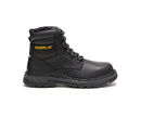 Cat Footwear P91060 Men's Fairbanks Steel Toe Work Boot, Black