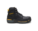"Cat Footwear P91084 Men's Excavator LT 6"" Waterproof Composite Toe Work Boot, Black"