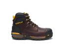 "Cat Footwear P91086 Men's Excavator LT 6"" Waterproof Composite Toe Work Boot, Espresso"