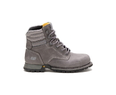 "Cat Footwear P91098 Women's Paisley 6"" Steel Toe Work Boot, Dolphin"