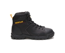 Cat Footwear P91114 Men's Wellspring Waterproof Metatarsal Guard Steel Toe Work Boot, Black