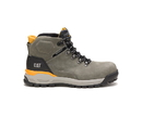 Cat Footwear P91132 Men's Kinetic Ice + Waterproof TX Composite Toe Work Boot, Gunmetal