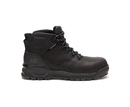 Cat Footwear P91137 Men's Kinetic Ice + Waterproof TX Composite Toe Work Boot, Black