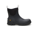 "Cat Footwear P91141 Stormers 6"" Steel Toe Work Boot, Black"