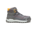 Cat Footwear P91149 Women's Propulsion Waterproof Composite Toe Work Boot, Medium Charcoal