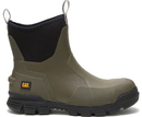 "Cat Footwear P91151 Stormers 6"" Steel Toe Work Boot, Olive Night"