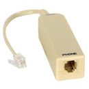 CableWholesale 300-10200 1 Port Single Line ADSL Filter