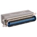 CableWholesale 30C2-05500 SCSI Terminator, Centronics 50 (CN50) Male, One End, Passive