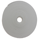 CableWholesale 30CT-09150 Hook and Loop Tape, 1/2 inch Wide, White, 50ft Roll