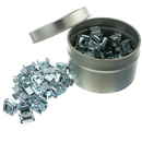 CableWholesale 30D1-04350 10-32 Cage Nuts, 50 Pieces