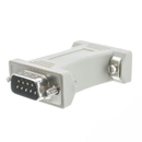 CableWholesale 30D1-08100 Serial / AT Modem Adapter, DB9 Male to DB9 Male