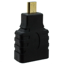 CableWholesale 30HD-31500 Micro HDMI to HDMI Adapter, Micro HDMI (Type D) Male to HDMI Female